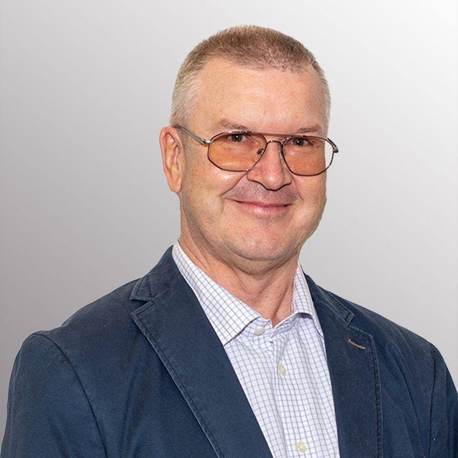 Portrait Herr Wilfried Dibbert