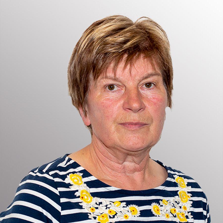 Portrait Frau Gisela Vagt