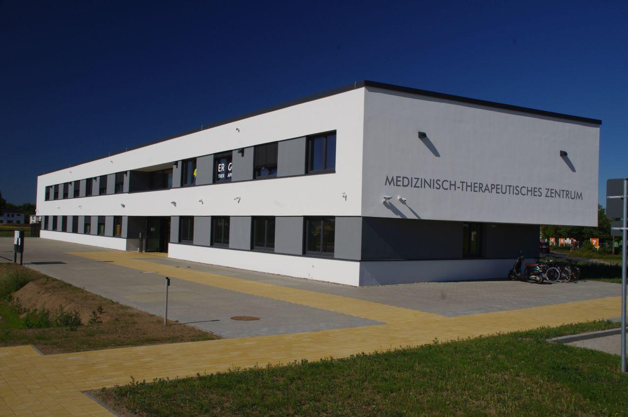 Gebäude des MTZ Roggentin