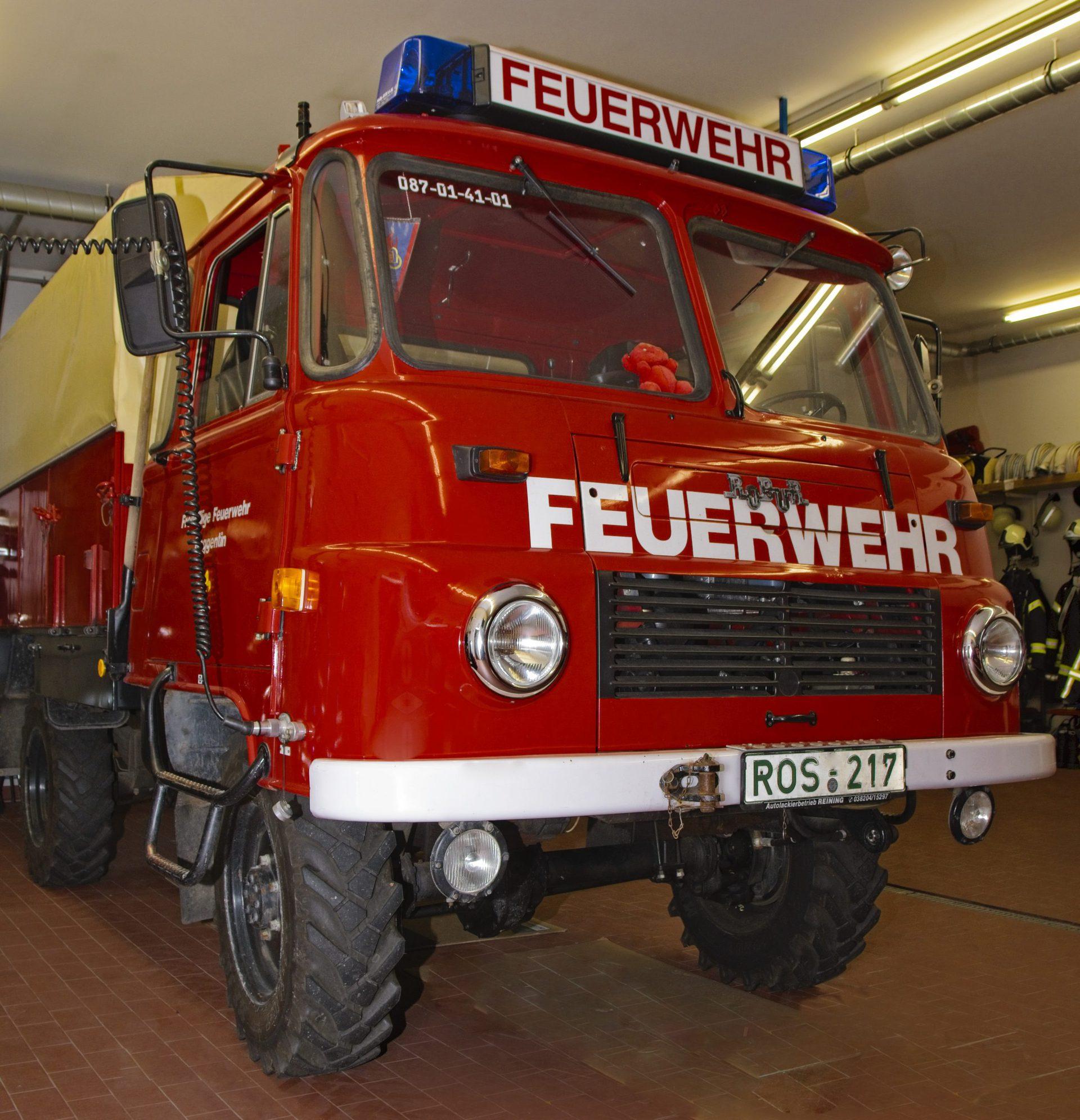 Löschgruppenfahrzeug 8-TS