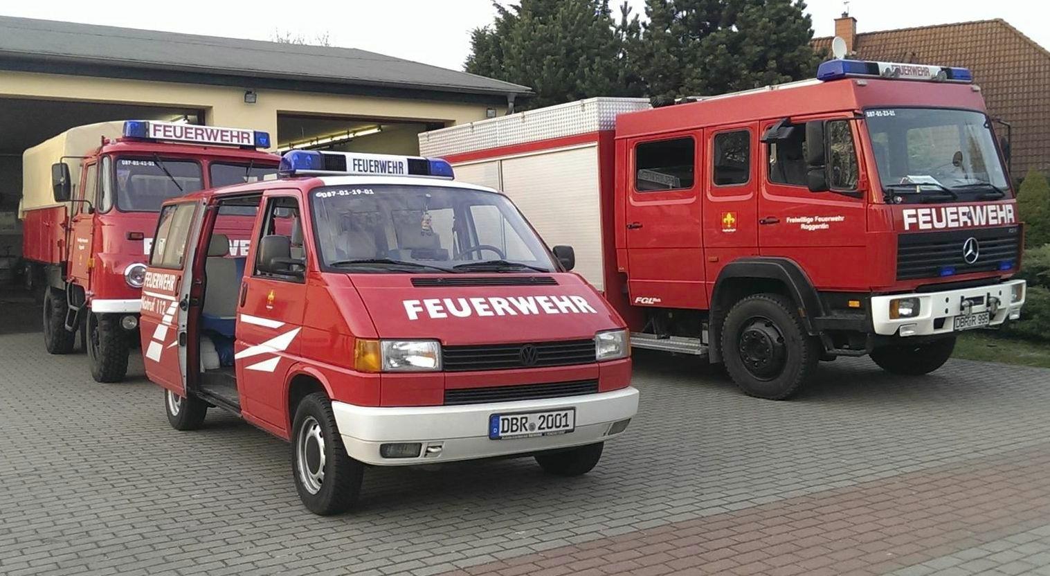 Mannschaftstransportwagen VW T4