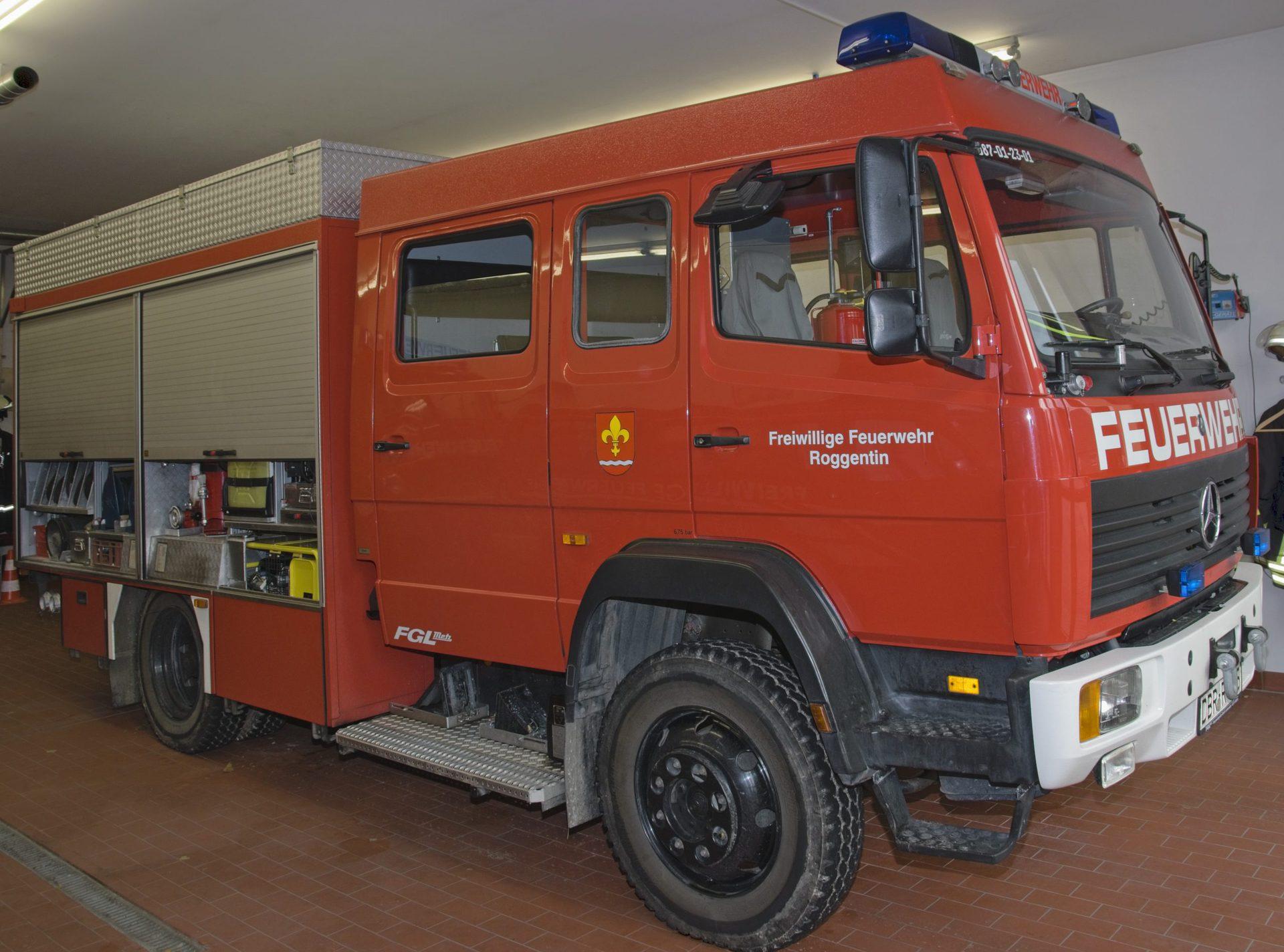 Löschwasserfahrzeug TLF 16-25